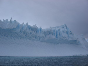 Antartica Day 4 _ Iceburg Art 1