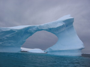 Antartica Day 4 _ Iceburg Art 3