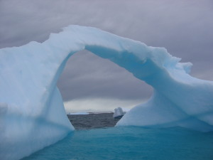 Antartica Day 4 _ Iceburg Art 4