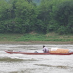 Local transport on the Mekong River