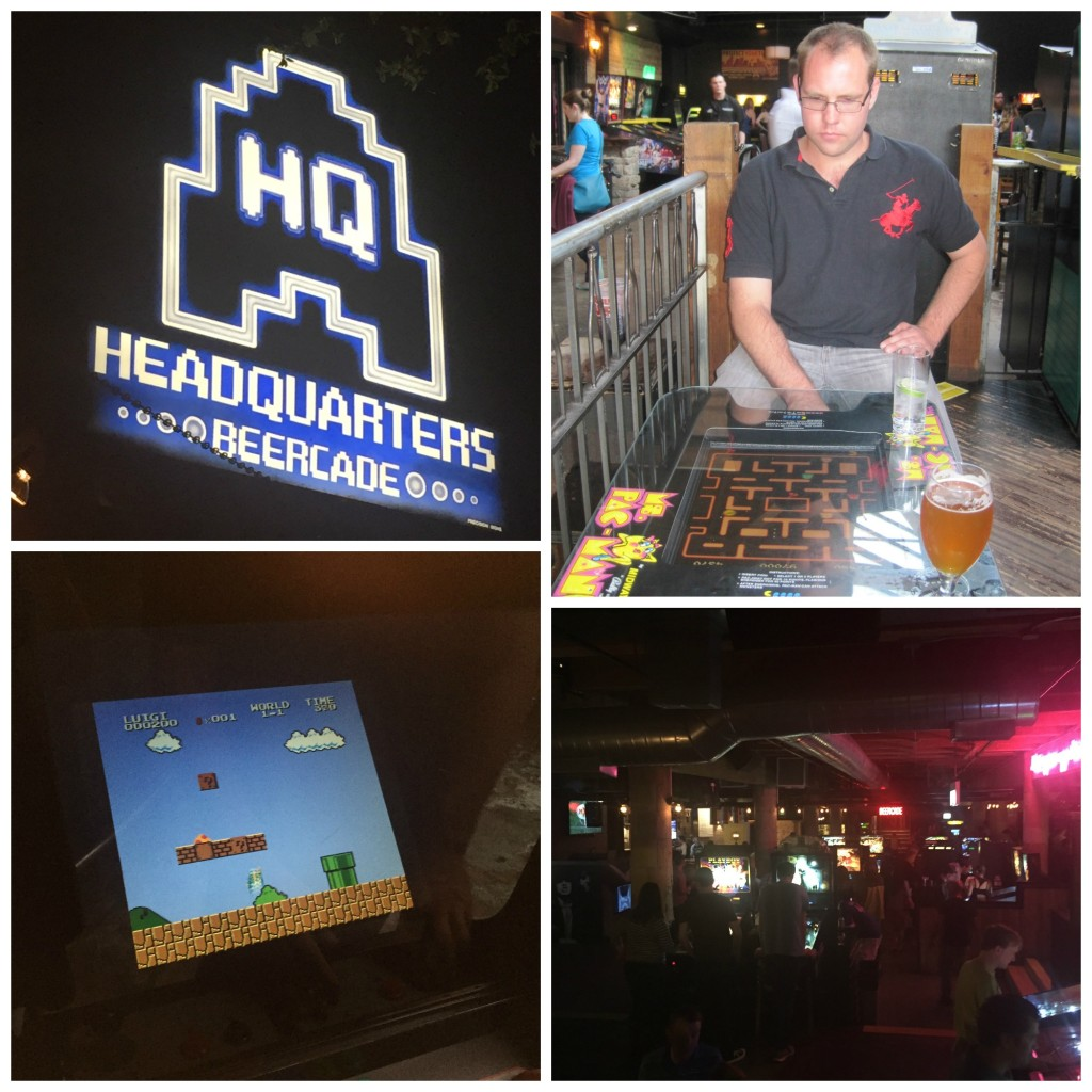 Awesome Beer Arcade in Chicago