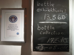 Denmark -  Carlsberg Beer World Record