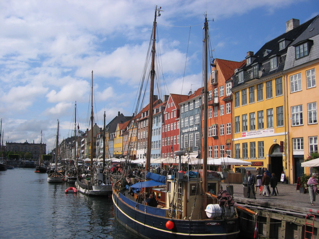 Copenhagen Waterfront Homes