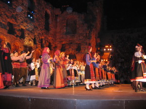 The Odeion Concert Performance